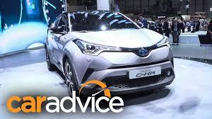 lexus hybrid suv cena 2017 toyota c hr hybrid suv concept 2016 geneva motor show youtube