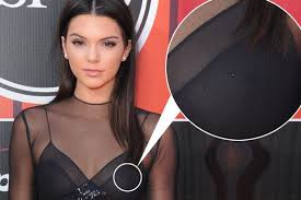 girl nipple rings images Kendall jenner reveals she has her nipple pierced in revealing jpg