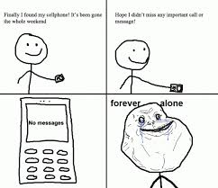 Forever Alone Meme Face - funny internet meme faces forever alone weekend comic memes