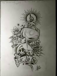 más de 25 ideas en tendencia sobre reloj de arena tattoo en