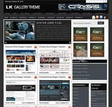 free templates blogger templates magazine lk gallery