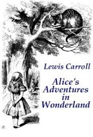 alice wonderland lewis carroll free illustrated pdf book