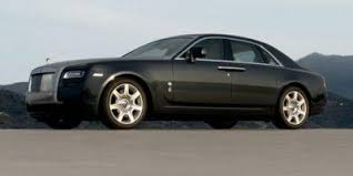 2014 rolls royce ghost values nadaguides
