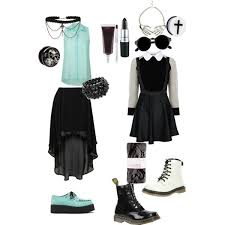 pastel goth dress oasis amor fashion