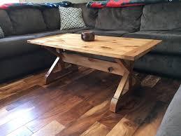 Custom Coffee Table by Custom Wood Furniture Redding Ca U2014 Jq Woodworks