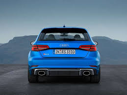 audi rs 3 the 2018 audi rs 3 sportback is one grocery getter the drive