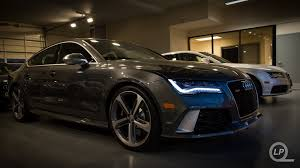 sunset audi photos daytona gray rs 7 at sunset audi