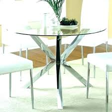 small round dining table ikea ikea glass dining table diversitylinks co