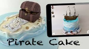 pirate ship cake howtocookthat cakes dessert chocolate easy pirate ship cake