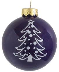 memory company minnesota vikings glass tree ornament