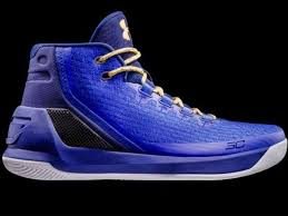 armour unveils newest stephen curry shoe the curry 3