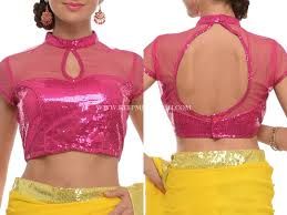 blouse pic 21 ultra simple blouse designs for silk sarees keep me stylish