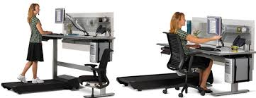 Stand Sit Desk Sit To Walkstation Treadmill Desk Sit Stand Or Walk The With