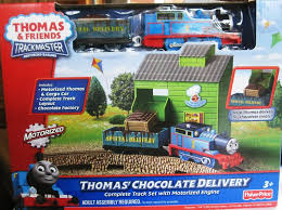 chocolate delivery chocolate delivery and friends trackmaster wiki