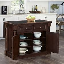 kitchen kitchen cart with stools two tier kitchen island monarch