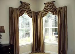 Making A Valance Window Treatment Best 25 Corner Window Treatments Ideas On Pinterest Corner