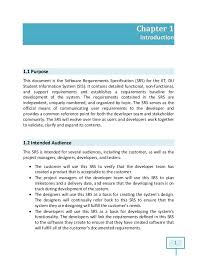 software requirements specification on student information system sr u2026