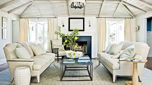 Beautiful Beachy Living Rooms Coastal Living - Beach decorating ideas for living room