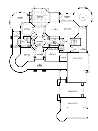 Pensmore Mansion Floor Plan Lower Floor Plan Of Chatham Hill Plan M7550a5s 0db 10 275 Sq Ft