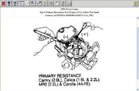 1990 toyota camry wiring diagram electrical problem 1990 toyota
