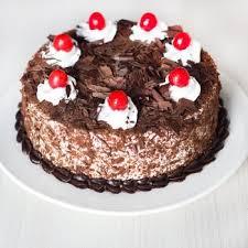 cakes online send black forest cake online across india floweraura