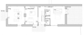 small barn home plans brath one story pole barn house plans