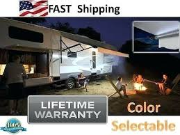 Awning Lights For Rv Decorative Lights For Camper Awnings Pop Up Camper Mods Switching