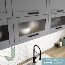 frosted glass kitchen cabinet doors shaker assembled 18 in x 30 in x 14 in wall cabinet with frosted glass door in gray
