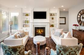 Organizing A Living Room by How To Organize Your Home