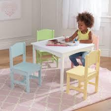 kidkraft nantucket table and chairs kidkraft nantucket table 4 pastel chairs 26101 table 4 chair set