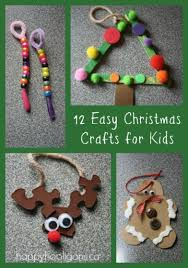 12 easy crafts for toddlers happy hooligans ornament