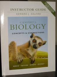 campbell biology concepts u0026 connections instructor guide reece