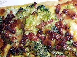 cuisiner le brocolis frais recette de feuilleté de brocolis au chévre frais