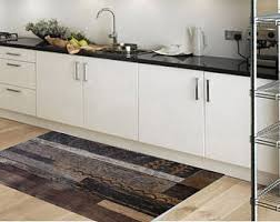 kitchen rugs etsy