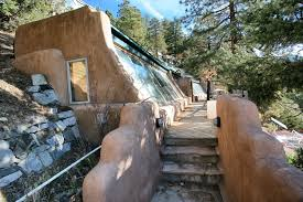 Adobe Ft Hillside Earthship 9 000 Ft Elevation Earth Ship Baby
