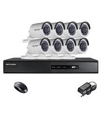 home theater dvr hikvision 8 cctv camera dvr mouse surveillance kit price in