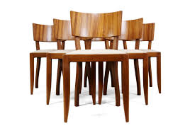 art deco dining chairs c1930 the furniture rooms
