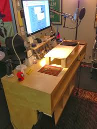 never enough free time new home new desk another diy standing