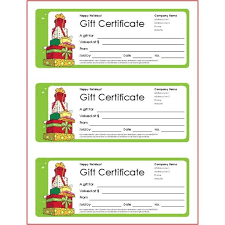 avery gift certificate template 11 free gift certificate templates