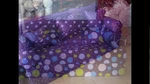 Sofa Bed Anak Murah Sofabed Inoac Erin 0877 7717 2247 Youtube