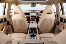 porsche panamera interior back seat the 2017 porsche panamera turbo is a wonderful anomaly the