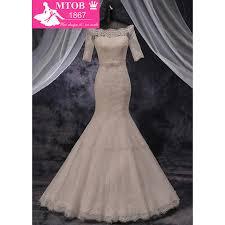 100 pics mariage 100 real lace mermaid wedding dress 2017 robe de mariage boat
