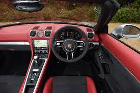 Porsche Boxster Interior - porsche boxster spyder review gallery porsche boxster spyder