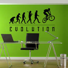 compare prices on bmx decals online shopping buy low price bmx free shipping evolution bmx biker bicycle children wall mural vinyl art stickers decor decal diy c