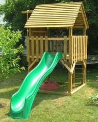 Building A Backyard Playground by Best 25 Playhouse Plans Ideas On Pinterest Kid Playhouse