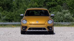 volkswagen beetle yellow 2016 vw beetle dune review a fun look that u0027s all facade