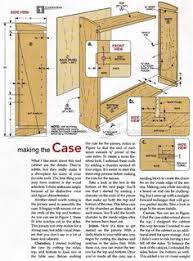 Tool Storage Shelves Woodworking Plan by Tab And Slot Tool Tote Plans Workshop Solutions Diy Do It