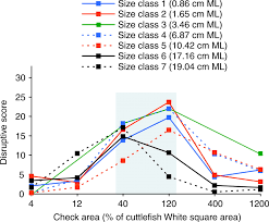 disruptive coloration in cuttlefish a visual perception mechanism