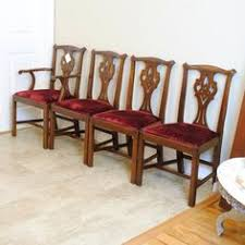 henkel harris mahogany set of eight queen by prettyruggeddesigns
