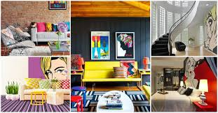 pop interior design fabulous collection of pop art interior that will catch your eye